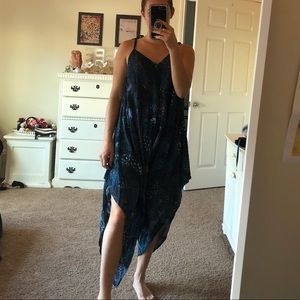 NWOT Free People Slouchy Jumpsuit